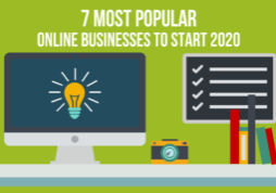 7 Most Popular Online Businesses